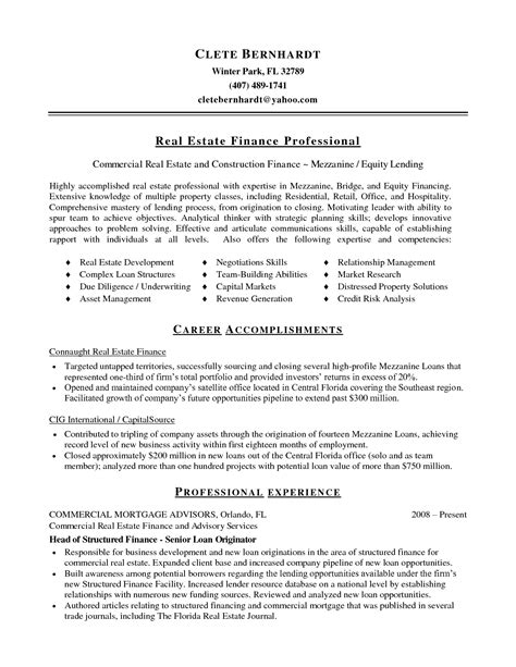realtor resume templates instathreds co