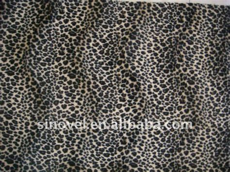 Animal Print Upholstery Fabric Suppliers by Animal Print Velboa Fabric Blanket Fabric Upholstery
