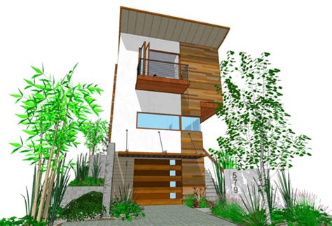 modern affordable 3 story residential designs the house designers modern affordable 3 story residential designs the