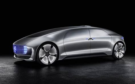 MercedesBenz F 015 Concept