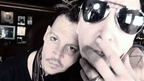 johnny depp marilyn manson tattoo nach johnny depps rosenkrieg marilyn manson ergreift