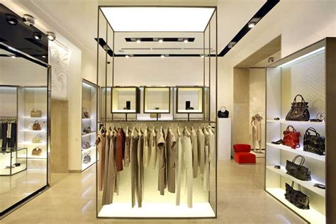 design interior butik moliera 2 boutique warsaw shop poland warsaw store e