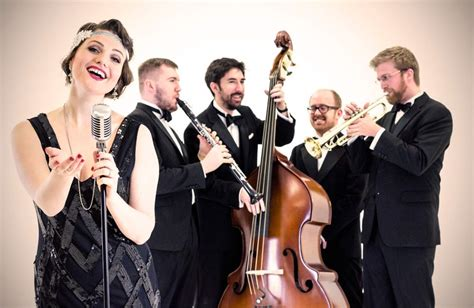 modern swing singers entertainment ideas for your christmas party