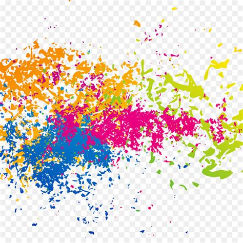 color free color splash royalty free paint splash png