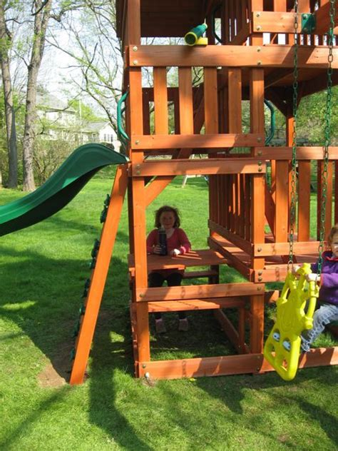 backyard jungle gym backyard discovery jungle gym gets high marks stephanie