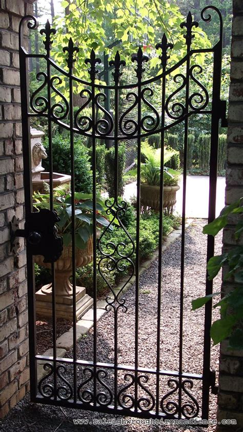 Iron Garden Gates by Iron Gates Ornamental Iron Gates Designs