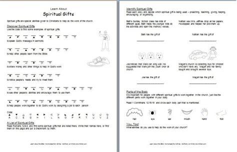 printable spiritual gifts questionnaire learn about spiritual gifts printable bible worksheets