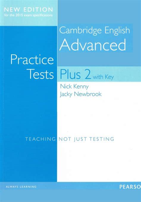 advanced test advanced practice tests plus 2 2015