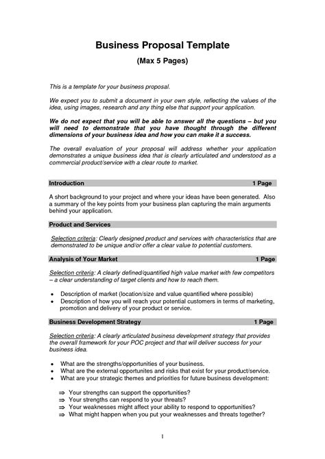 micro business plan template the small business marketing plan
