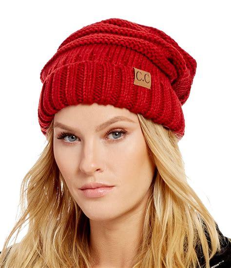 slouchy knit beanie slouchy knit cc beanie hat