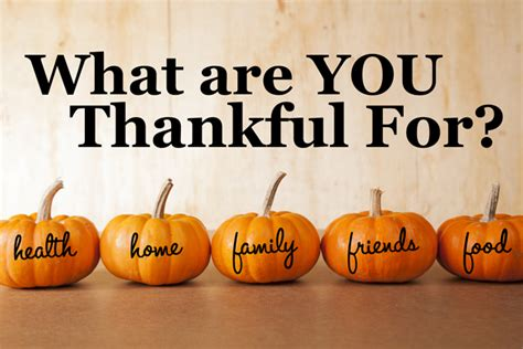 Meet Our Late November Ask A Friend Sweepstakes Winner by Thanksgiving Thoughts Helpline