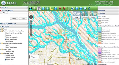 montgomery county texas flood map montgomery county flood map adriftskateshop