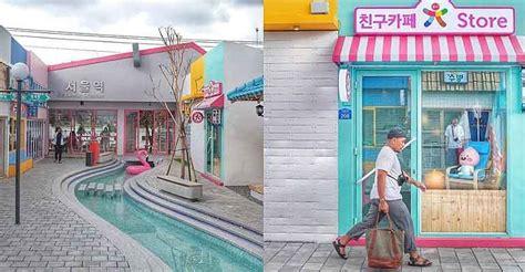 spot foto instagrammable ala korea hadir  jogja jogja