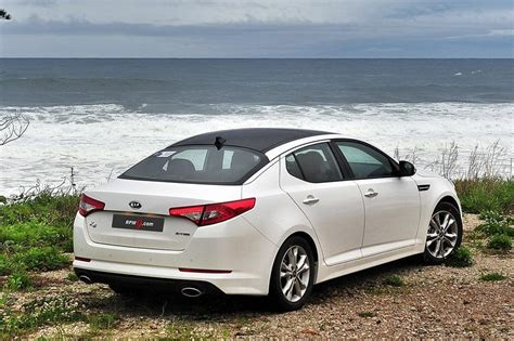 Kia Optima K5 Review 2011 Kia K5 Optima Korean Spec The About