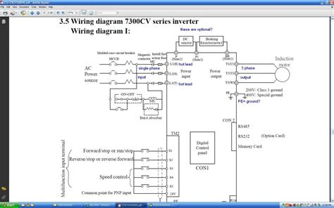 itt vfd drives wiring diagram itt get free image about