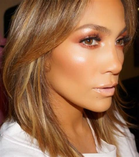 what lipstick and gloss does jennifer lopez wear the 25 best ideas about jlo makeup on pinterest