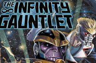 Infinity Gauntlet 1 Infinity Gauntlet 1 Preview Secret Wars Tie In