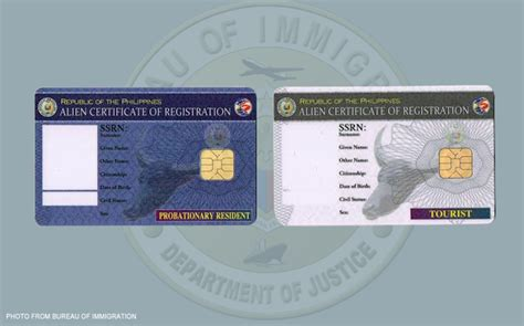Immigration Registration Card Template immigration to issue new color coded registration