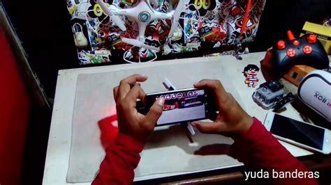 Drone Murah Kamera Bagus unboxing drone selfie murah jjrc h37 elfie