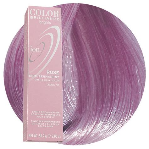 which hair color from sallys rose gold rose semi permanent hair color beautiful semi permanent