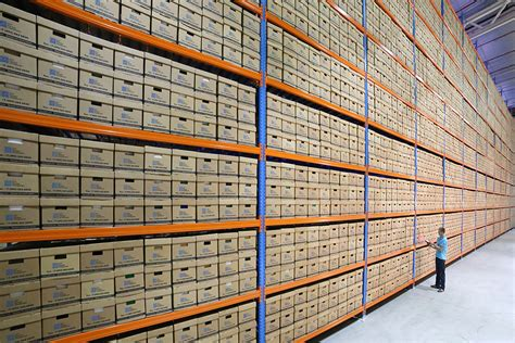 Document Storage And Management