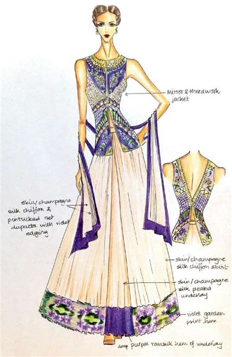7 Best Images About Fashion Sketches On Pinterest
