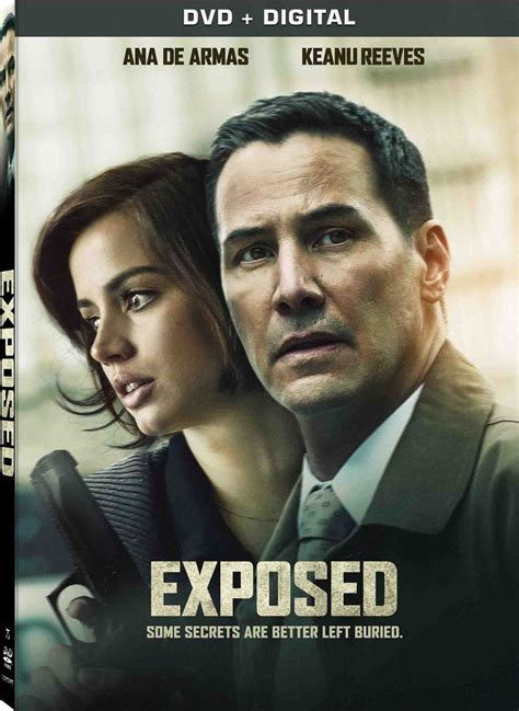 Film Exposed   exposed dvd release date march 29 2016
