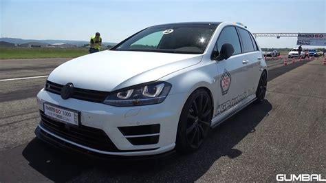 vw golf  mk tuning drag racing automobiliba