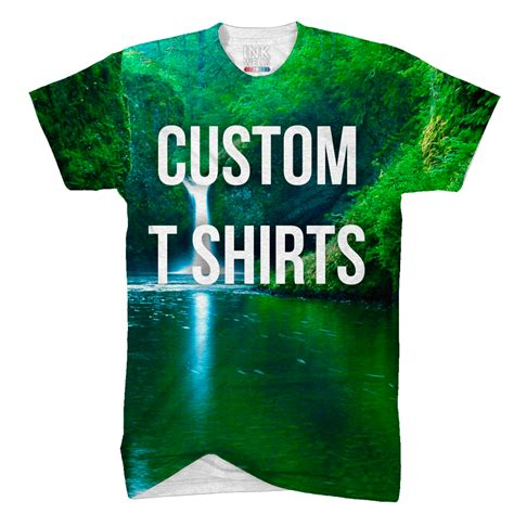 Customized Shirts For Custom T Shirt Ink