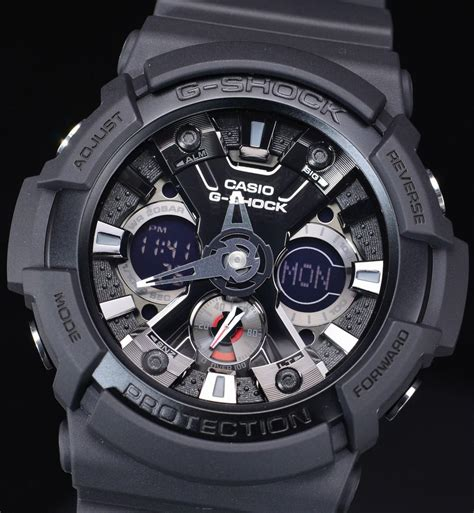 Casio G Shock Ga 201ba casio g shock ga 201 1ajf