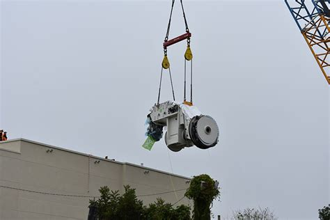 Florida Proton Therapy Institute by Uf Health Proton Therapy Institute Installs New Technology