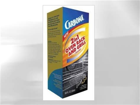 Carbona 2 In 1 Oven Rack And Grill Cleaner by Housekeeping 2010 Innovative Product Vip Award
