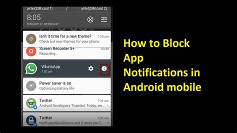 youtube to mp mobile app android how to block app notifications in android mobile youtube