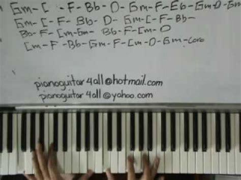 tutorial piano primavera donde estara mi primavera marco antonio solis piano