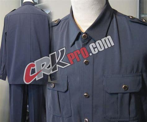 desain kemeja safari seragam paspres pakaian baju pasukan pengawal presiden