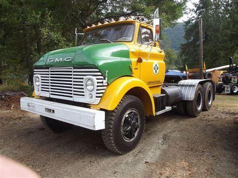 heavy duty 1960 gmc trucks 1964 gmc w6500 tractor goes