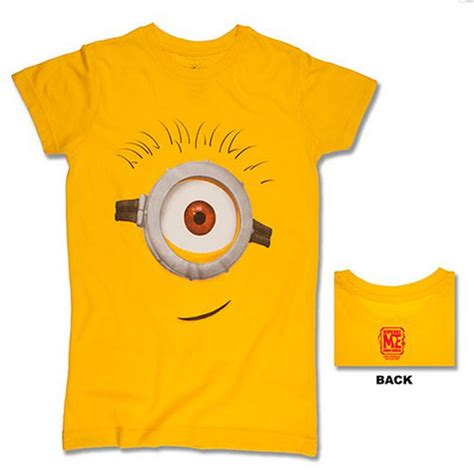 T Shirt Chocolate Despicable Me your wdw store universal shirt despicable me
