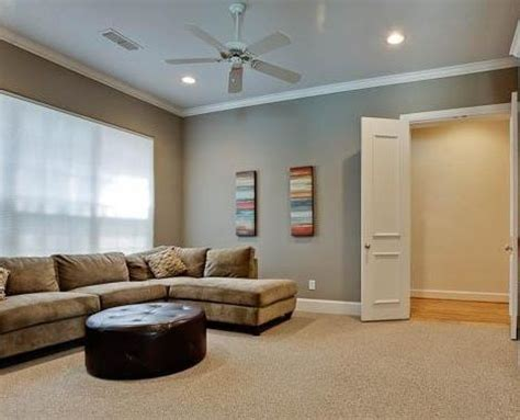 the gray walls and neutral carpet home grey walls carpets and the o jays