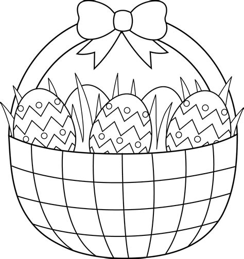 Religious Easter Coloring Pages For Printable by Free Printable Religious Easter Clip 58