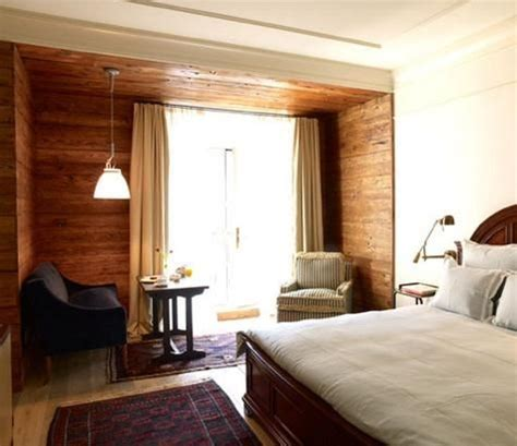 bedroom wood paneling roundup by