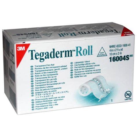 Tegaderm 3m 1 3m tegaderm roll 10cm x 2m 1 item order