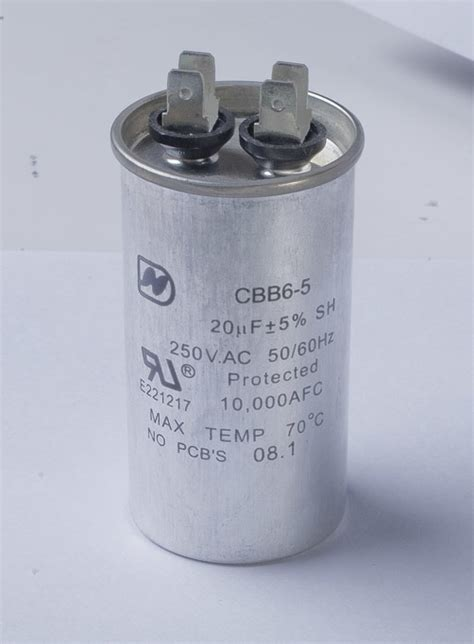 air conditioner capacitor cbb65 china capacitor motor capacitor
