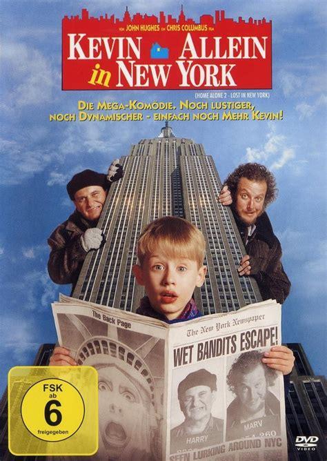 kevin allein zu haus new york kevin 2 allein in new york dvd oder leihen