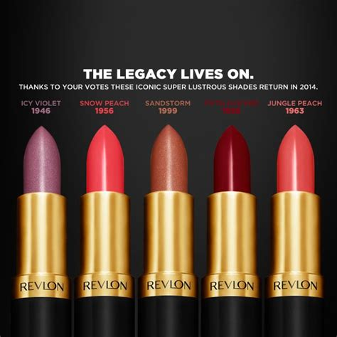 Three Custom Brings Your Favorite Lipstick Back From The Dead by 25 Best Ideas About Revlon Lustrous Lipstick On