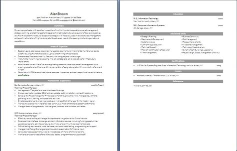 special project management cv skills list of management skills for