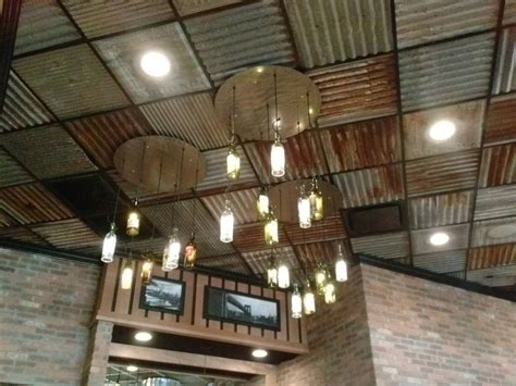 Design Ideas For Galvanized Ceiling Fan Industrial Looking Ceilings