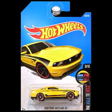 Hotwheels 2010 Ford Mustang Gt wheels 2016 mild to 2010 ford mustang gt yellow