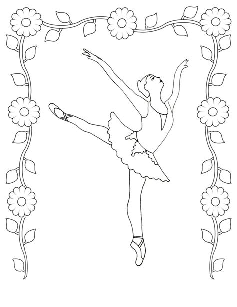 dora ballerina coloring pages coloring pages photo ballet coloring sheet images dora
