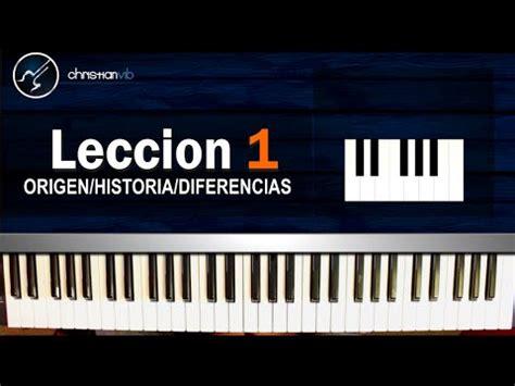 curso completo de piano 8434209551 c 243 mo tocar piano para principiantes curso completo lecci 243 n 1 hd tutorial christianvib