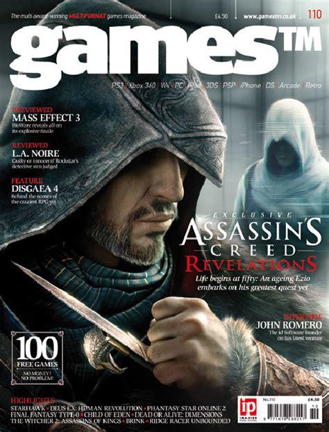 Game Design Magazine | gamestm issue 110 gamestm official website